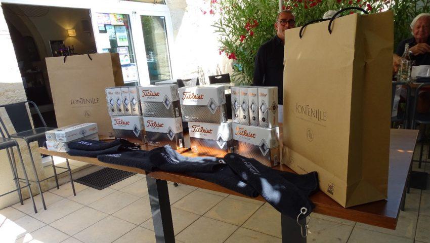 Epreuve qualificative de la compétition Destination Seignosse - Open Golf Club