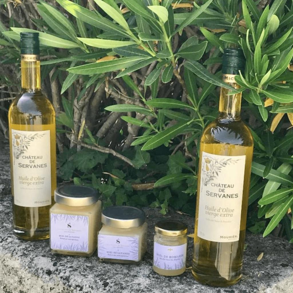 Huile d'olive - Golf de Servanes